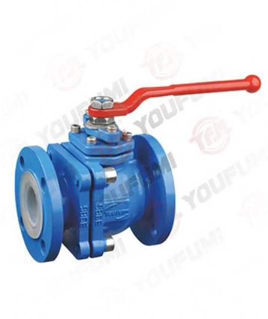 lined-ball-valves